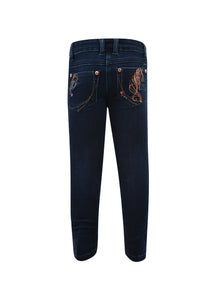 T1W5215068 Thomas Cook Girls Angel Denim Slim Leg Jean
