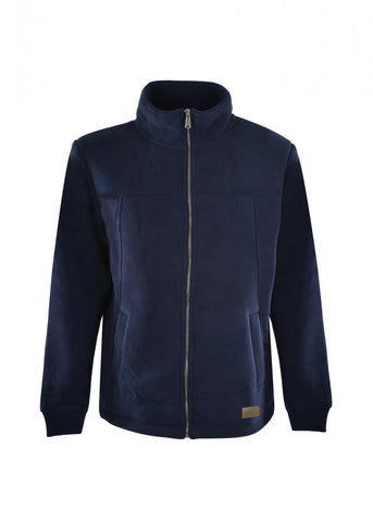 TCP1720005 Dux Bak Men's Bonded Fleece Jacket Navy