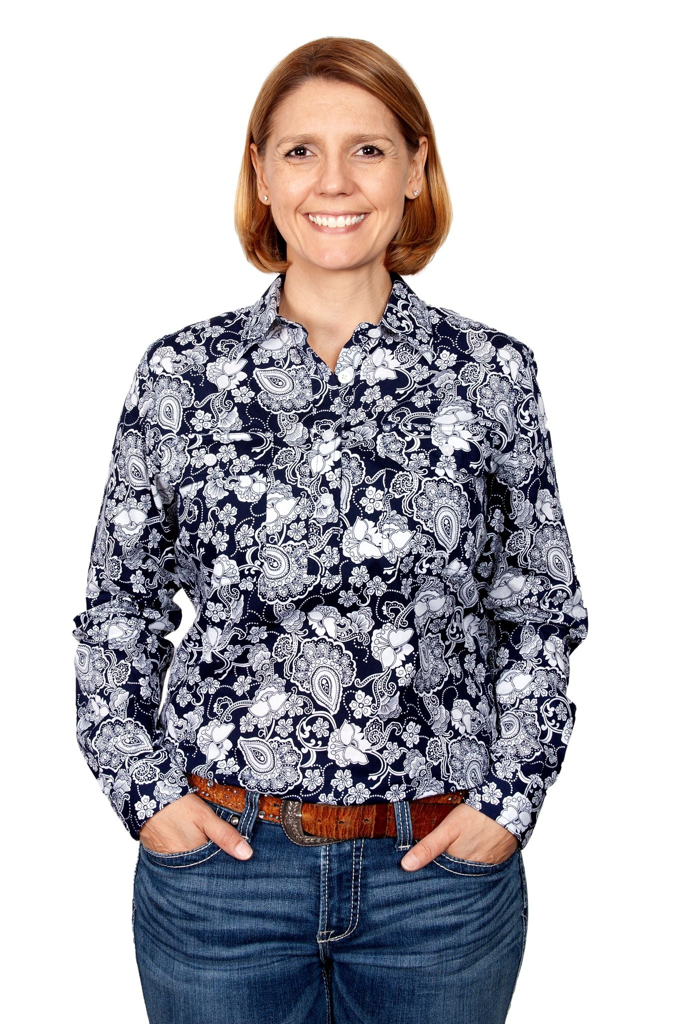 WWLS2040 Just Country Women's Georgie Floral
