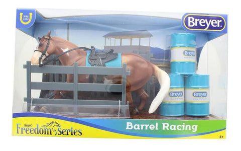 62201 Breyer Barrel Racer