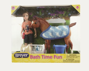 62027 Breyer Bath time Fun Play Set