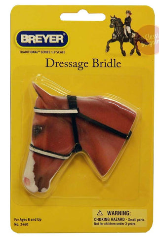 2460 Breyer Dressage Bridle