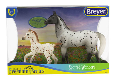 62207 Breyer Spotted Wonders