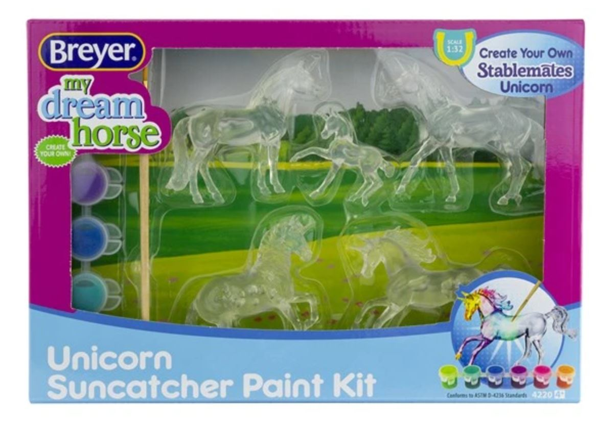 4210 Breyer Suncatcher Paint Kit