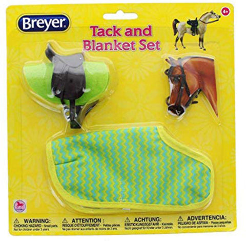 66117 Breyer Tack and Blanket Set