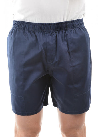 HCP1304103 Hard Slog Men's Drill Shorts Navy