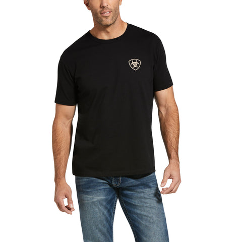 10033396 Ariat Men's Land of the Bull T Shirt