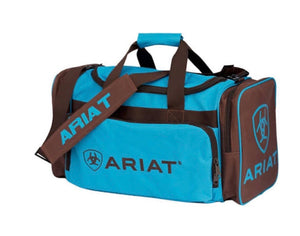 Ariat Junior Gear bag Turq/Black