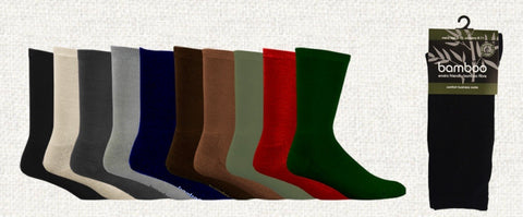 1BAMBUS Bamboo Comfort Business socks