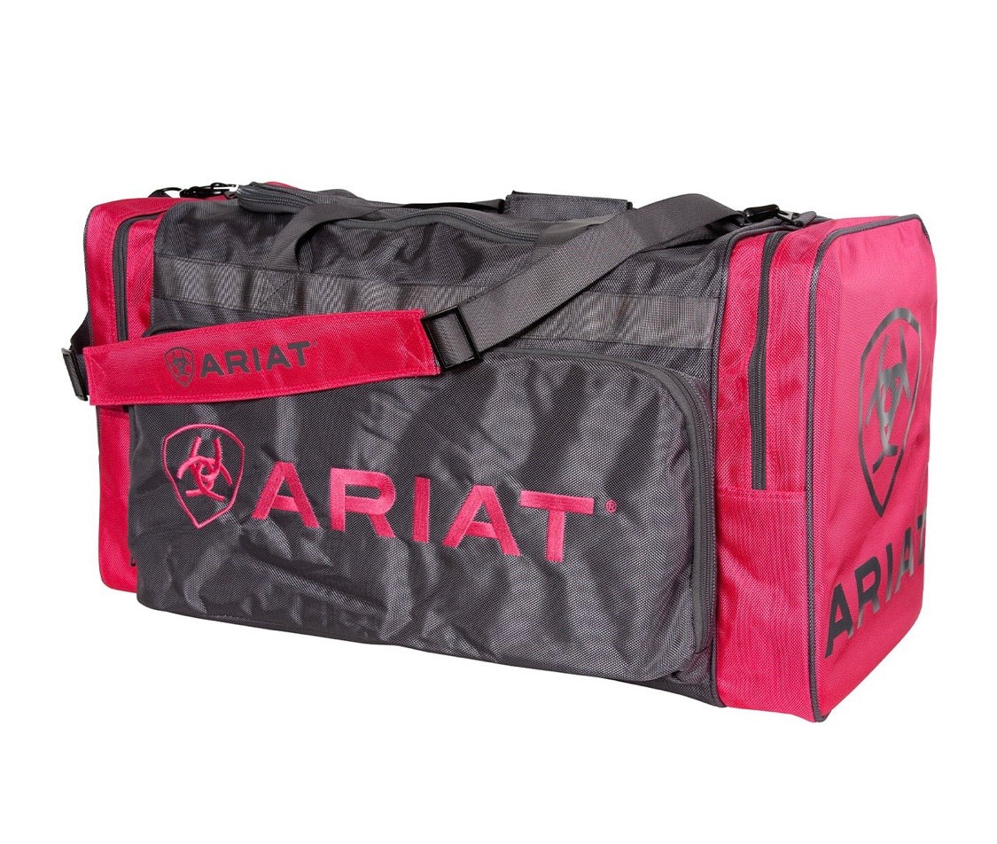 Ariat large gear bag Charcoal/Black