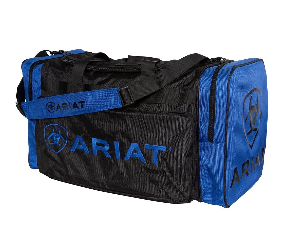Ariat large gear bag Cobalt/Black