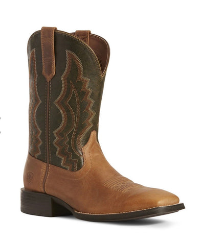 10027207 Ariat men's sport Riggin Sassy Brown