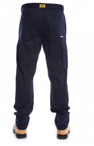 1810004 Men's Cat Machine Pant Navy