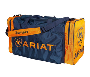 Ariat Large gear bag Orange/Navy