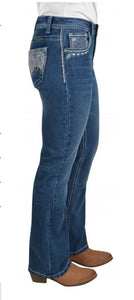 PCP2210383 Pure Western Women's Katelyn Relaxed Rider Jean 36'