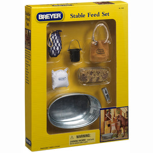07440 Breyer Stable Feed Set