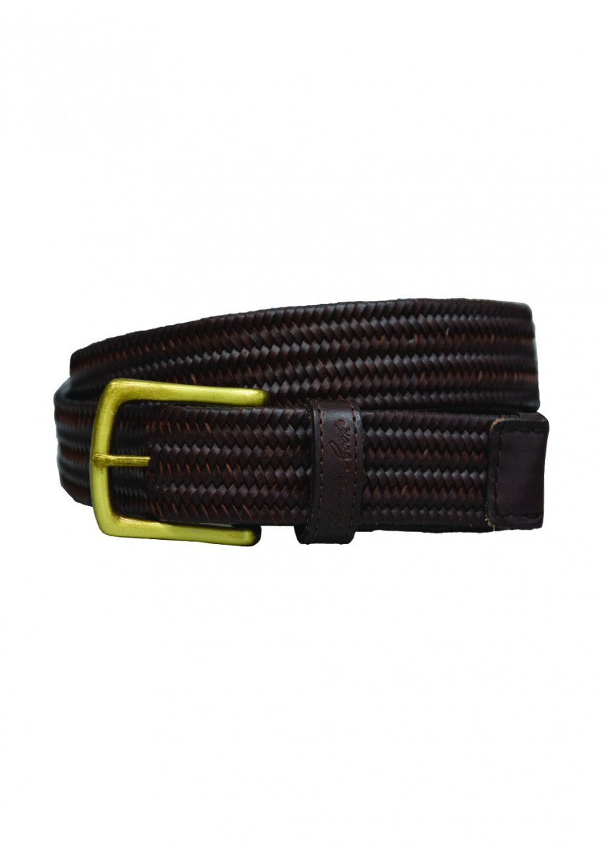 TCP1935BEL Thomas Cook Stretch Leather Belt