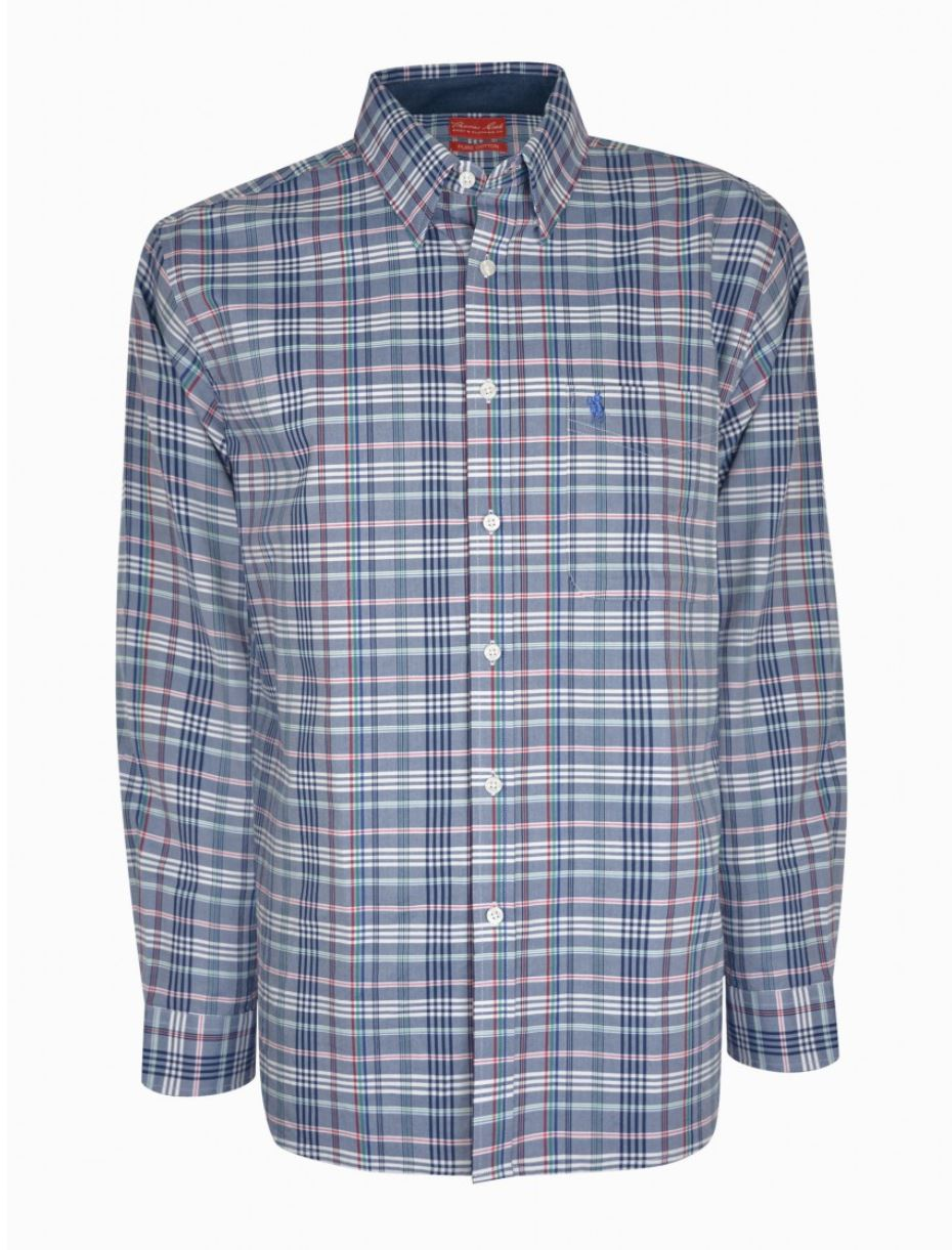 T0S1118012 Thomas Cook Mens Betts L/S Shirt