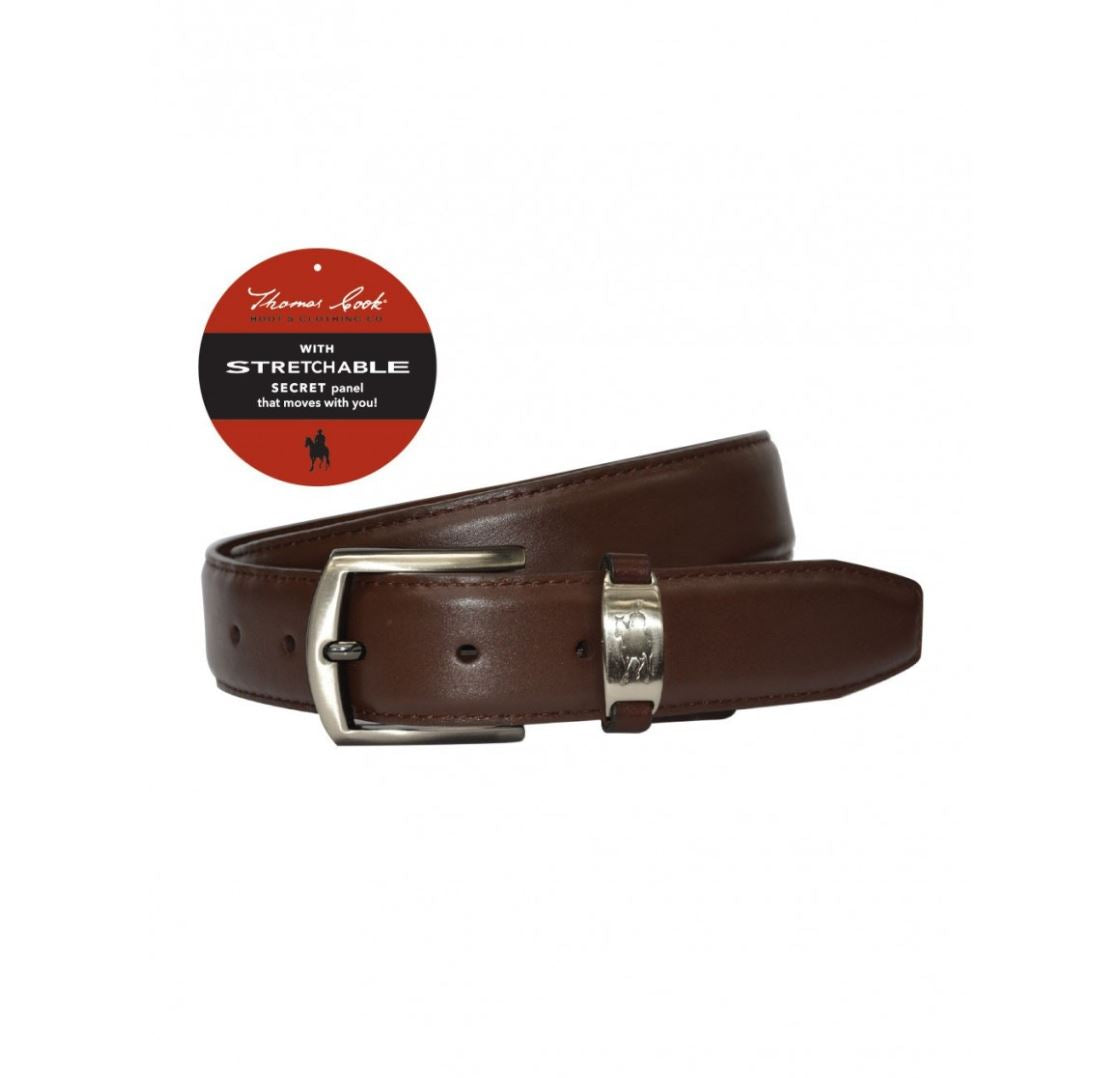 TCP1955BEL Thomas Cook Leather Comfort Waist Belt