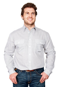 MWLS2043 Just Country Men's Austin Shirt