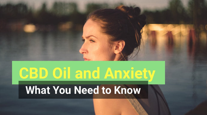 CBD Oil and Anxiety: What You Need to Know