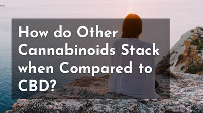 How do Other Cannabinoids Stack when Compared to CBD