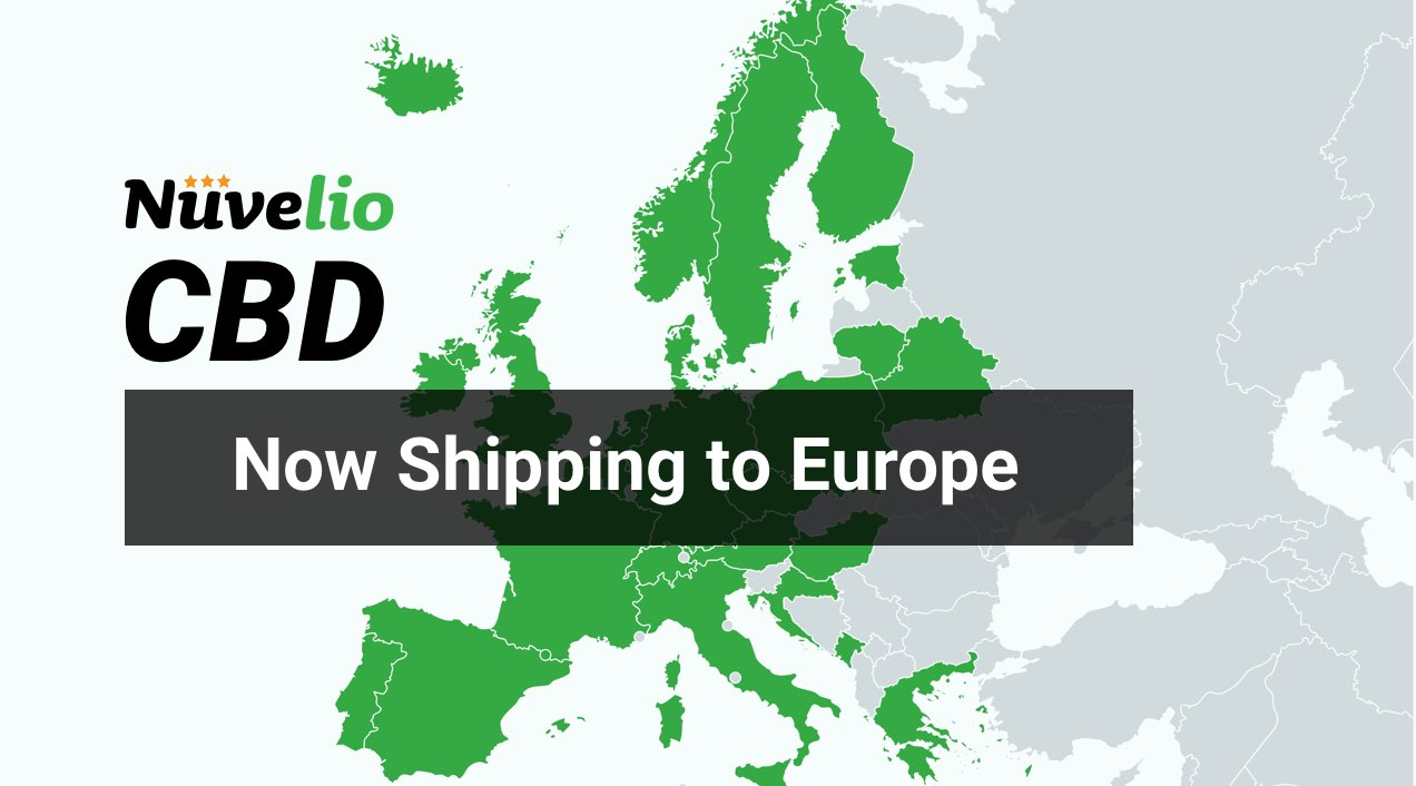 Buy CBD Oil In Europe
