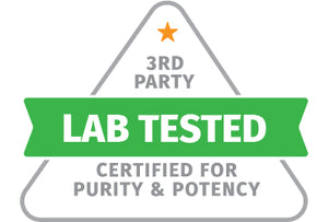 Third Party Lab Tested CBD