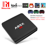 A95X R1 Android 6.0 Smart TV Box Rockchip RK3229 Quad-core 1GB 8GB HDMI2.0 4Kx2K HD 2.4G Wifi Streaming Media Player PK X96 mini