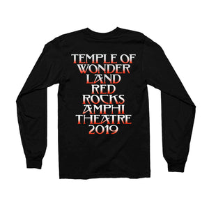 Temple of Wonderland Longsleeve
