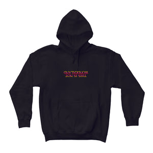 This Is Not Wonderland Hoodie