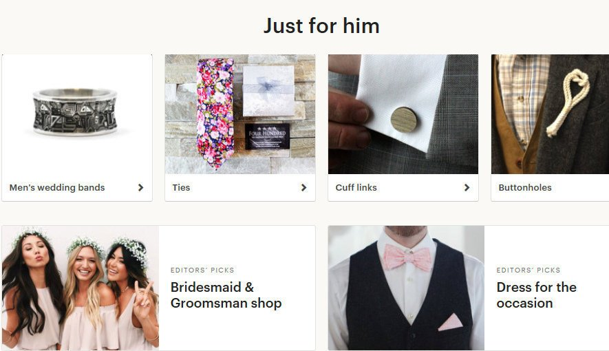 Etsy's Editor Picks, and You'll Never Guess Who's Featured