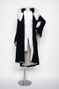 1920s Art Deco opera coat