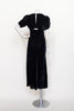 1930s silk velvet dress from Dalena Vintage