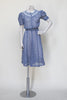 1930s day dress from Dalena Vintage