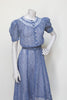 1930s day dress from Velvetyogurt