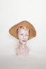 1940s straw hat from Dalena Vintage
