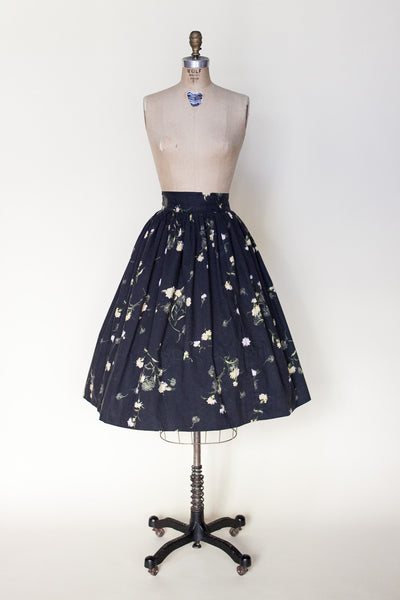 Scattered Blooms Skirt