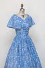 1950s dress from Dalena Vintage
