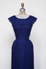 Vintage 1950s dress made by Glass