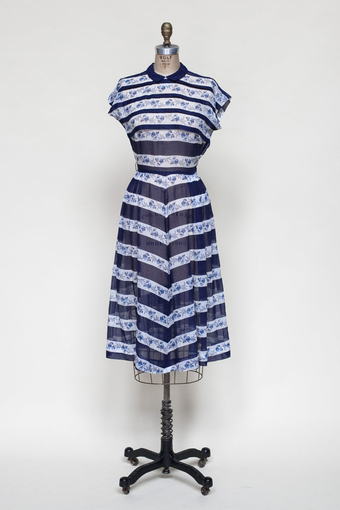 1950s Gay Gibson dress from Dalena Vintage
