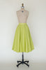 Vintage 1950s skirt from Velvetyogurt