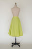 Vintage 1950s skirt from Dalena Vintage