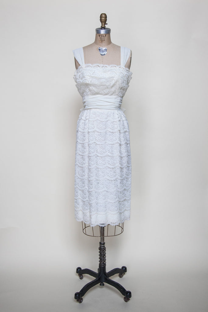Vintage 1950s Ferman O'Grady dress from Velvetyogurt