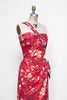 1950s tiki dress from Dalena Vintage