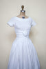 Vintage 1950s Jonathan Logan dress
