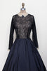 1950s party dress from Dalena Vintage