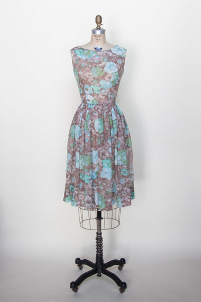 Vintage 1950s Mr Mac Jrs dress from Dalena Vintage