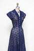 Vintage 1940s lace dress from Dalena Vintage