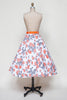 1950s circle skirt from Dalena Vintage